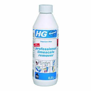 น้ำยาขจัดคราบหินปูน HG บลู 0.5ลิตร