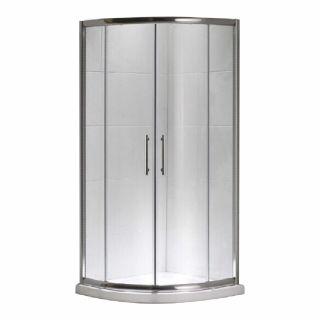 ตู้อาบน้ำทรงโค้งเข้ามุม VT T02F40-145 950x950x1850MM.