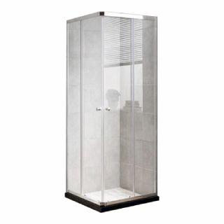 ตู้อาบน้ำสีเหลียมเข้ามุมVT T02C40-145 950x950x1850MM.