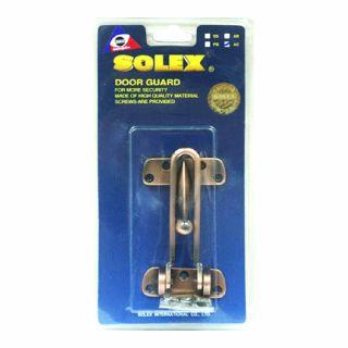 กลอน SOLEX กลอนรูด AC ทองแดงรมดำ