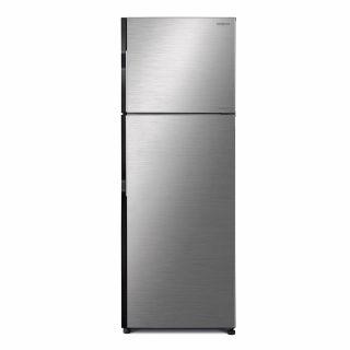 ตู้เย็น2ประตู HITACHI R-H300PD BSL10.5Q เงิน INVERTER