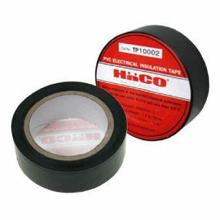 เทปพันสายไฟ PVC HACO TP-10002