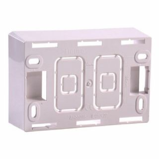 กล่องลอยสำหรับหน้ากาก 1-3ช่อง BTICINO SAM5503S