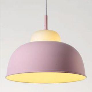 โคมไฟห้อยเพดาน WONDERFUL WL-PM24-300 E27 ชมพู