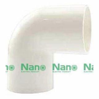 ข้องอ NANO NNBC25 25มม. ขาว
