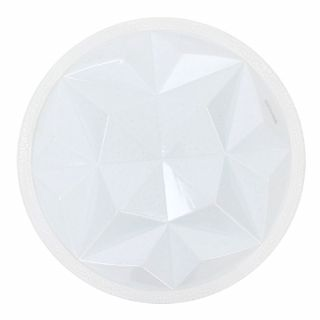 โคมไฟเพดาน RACER LED Diamond Single Color S2 24Wขาว