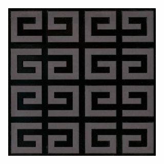 กระเบื้องผนัง GVV 30x30 CHINESE BLACK