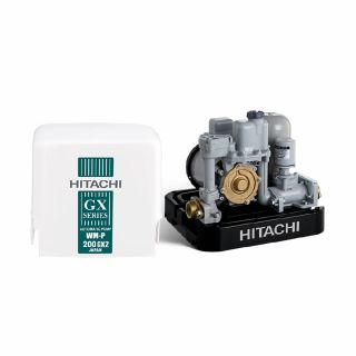 ปั๊มน้ำอัตโนมัติ แรงดันคงที่ HITACHI WM-P200GX2 200 วัตต์