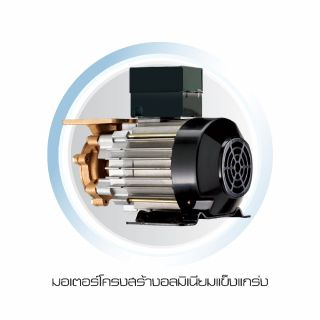 ปั้มน้ำอัตโนมัติ MITSUBISHI WP-205R 200W